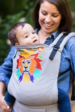 Tula Standard Carrier - Roar!