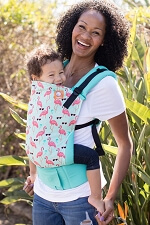 Tula Toddler Carrier - Sanibel