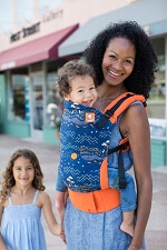 Tula Toddler Carrier - Scenic Drive