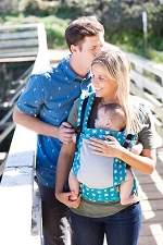 Tula Free-to-Grow Baby Carrier - Coast Aurora