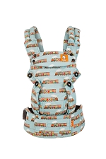 Tula Explore Baby Carrier - All Aboard - EST.SHIP ON FEB 21ST