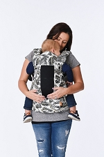 Tula Explore Baby Carrier - Coast Hide and Seek