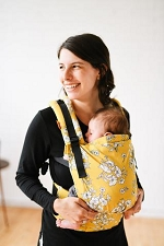 Tula Free-to-Grow Baby Carrier - Blanche - EST.SHIP ON FEB 21ST