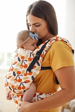 Tula Free-to-Grow Baby Carrier - Cherry