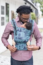 Tula Free-to-Grow Baby Carrier - Cityscape