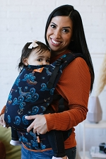 Tula Free-to-Grow Baby Carrier - Moonlight Sonata