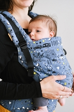 Tula Free-to-Grow Baby Carrier - Wander