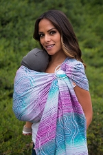 Tula Wrap Conversion Ring Sling - Poise Designer
