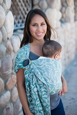 Tula Wrap Conversion Ring Sling - Voyage Ireland