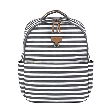 TWELVElittle On-The-Go Backpack - Stripe Print