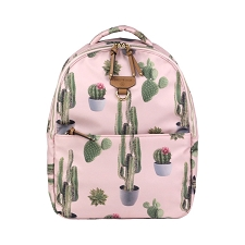 TWELVElittle Mini-Go Backpack - Cactus Print