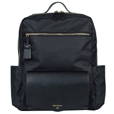 TWELVElittle Peek-A-Boo Backpack Diaper Bag - Black
