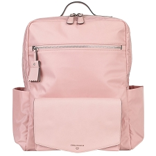 TWELVElittle Peek-A-Boo Backpack Diaper Bag - Blush Pink