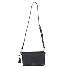 TWELVElittle Peek-A-Boo Crossbody Diaper Bag - Black
