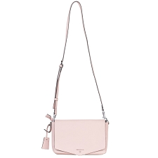 TWELVElittle Peek-A-Boo Crossbody Diaper Bag - Blush Pink