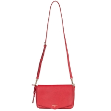 TWELVElittle Peek-A-Boo Crossbody Diaper Bag - Red