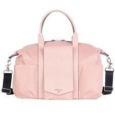 TWELVElittle Peek-A-Boo Satchel Diaper Bag - Blush Pink