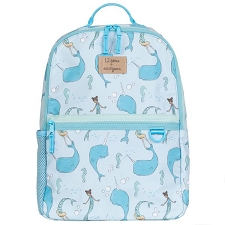 TWELVElittle x Sarah Jane Under the Sea Backpack - Blue