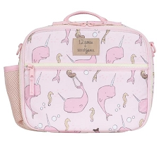 TWELVElittle x Sarah Jane Under the Sea Lunch Bag - Pink