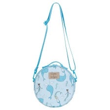 TWELVElittle x Sarah Jane Under the Sea Round Bag - Blue
