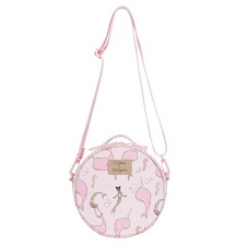 TWELVElittle x Sarah Jane Under the Sea Round Bag - Pink