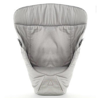 ERGObaby Easy Snug Infant Insert - Original Grey