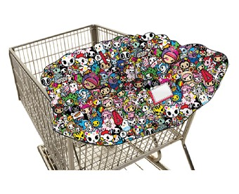 Itzy Ritzy Shopping Cart & High Chair Cover - Tokidoki Allstars