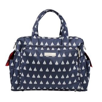 Ju Ju Be Be Prepared Diaper Bag - Coastal The Annapolis