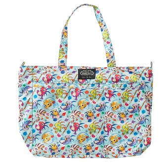 Ju Ju Be Super Be Diaper Bag - March of Murlocs