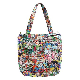 Ju Ju Be Be Light Diaper Bag - Tokidoki Sushi Cars