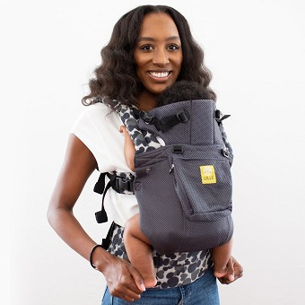 Lillebaby COMPLETE Airflow Carrier - Stitched Sweethearts