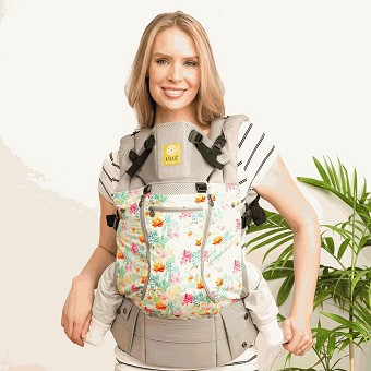 Lillebaby COMPLETE All Seasons Carrier - Desert Bloom