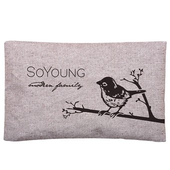 SoYoung Pink Birds Large Ice Pack