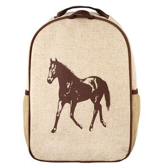 SoYoung Toddler Backpack - Brown Horse