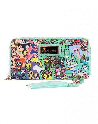 Tokidoki Long Wallet - California Dreamin' Collection