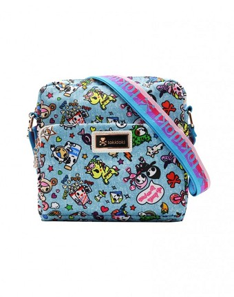 Tokidoki Crossbody - Denim Daze Collection