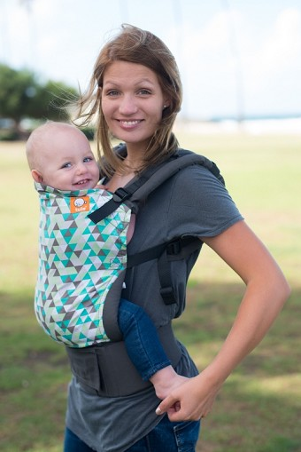 Tula Toddler Carrier - Equilateral