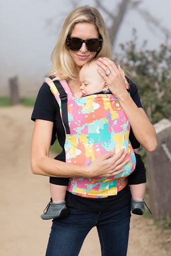 Tula Toddler Carrier - Paint Palette