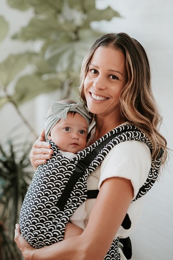 Tula Free-to-Grow Baby Carrier - Tempo