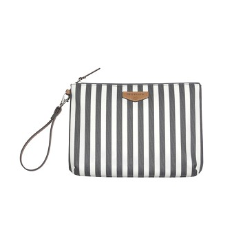 TWELVElittle Easy Diaper Pouch - Stripe Print