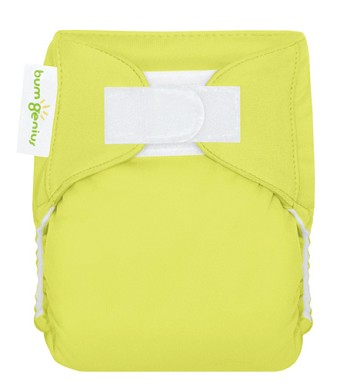 bumGenius Littles Newborn AIO Cloth Diaper - Hook/Loop