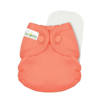 bumGenius Littles Newborn Cloth Diaper - Snaps