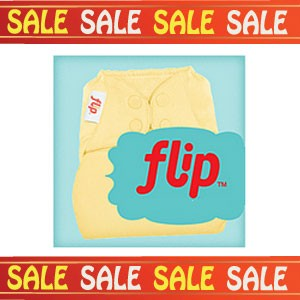 Flip OS Diaper Cover - 20% OFF - NO WARRANTY
