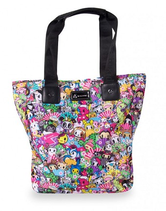 Tokidoki Shopping Tote - Superfan Collection