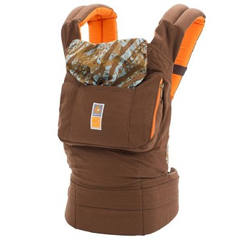 ERGObaby Designer Collection Baby Carrier - Umba Solid