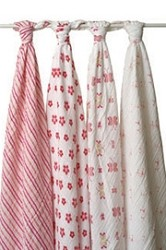 Aden and Anais Classic Swaddle - 4 Pack