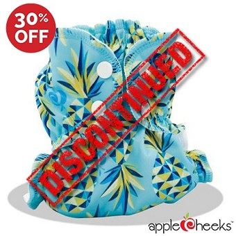 30% Off - AppleCheeks Diaper Covers - Discontinued Colors