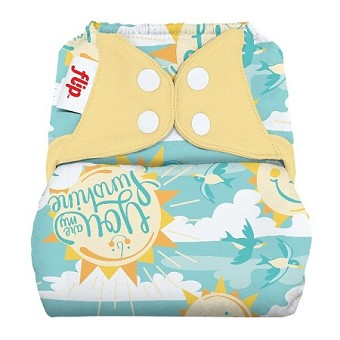 Flip One Size Diaper Cover