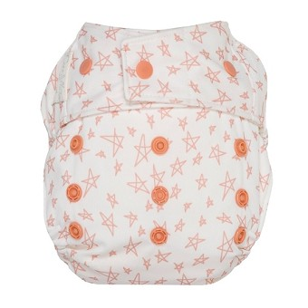 GroVia One Size Cloth Diaper Single Shell - Snap