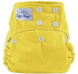 Happy Heinys One Size Pocket Diaper with Snaps - 20% OFF - OLD VERSION